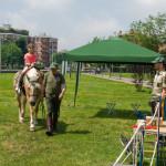 I ranger del Ticino e i loro Cavalli