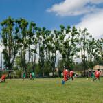 Il torneo di calcio
